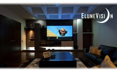 EluneVision Projection Screens