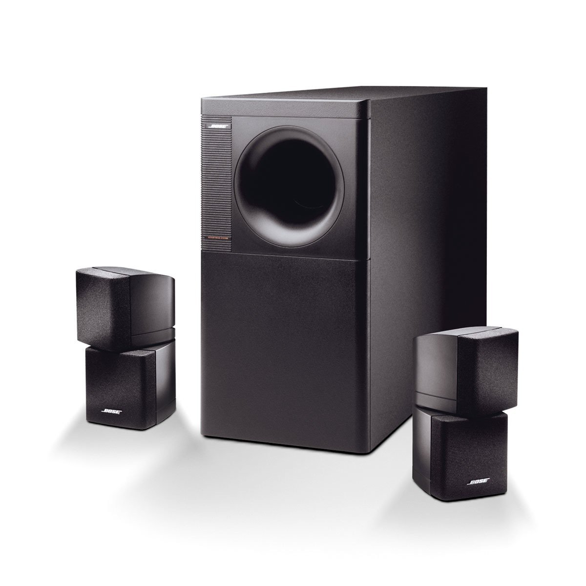 bose acoustimass 3 series speaker system black. Black Bedroom Furniture Sets. Home Design Ideas