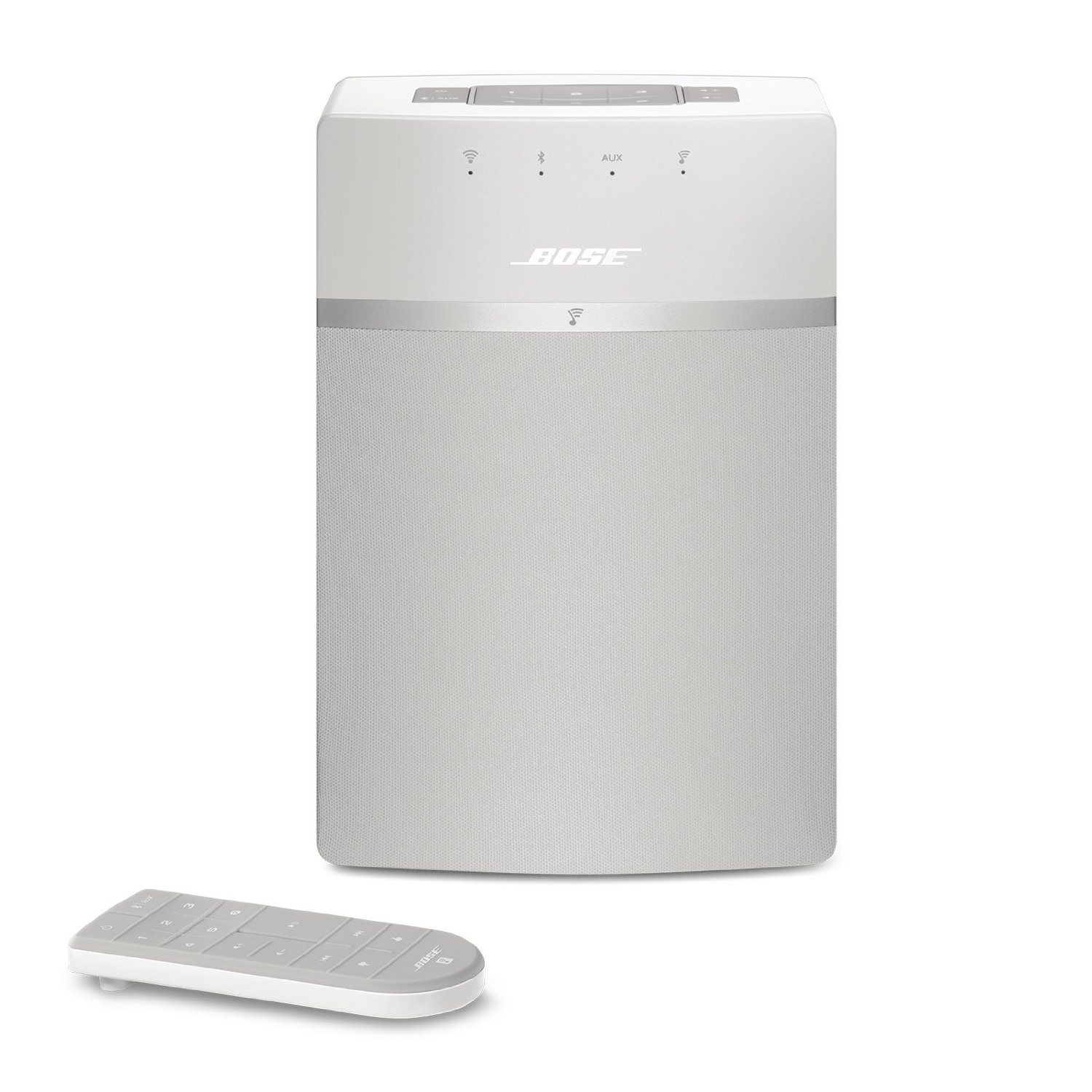 bose soundtouch 10 wireless speaker music system white. Black Bedroom Furniture Sets. Home Design Ideas
