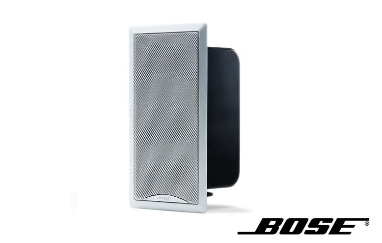 BOSE AdaptIQ InWall II speakers from Lifestyle systems
