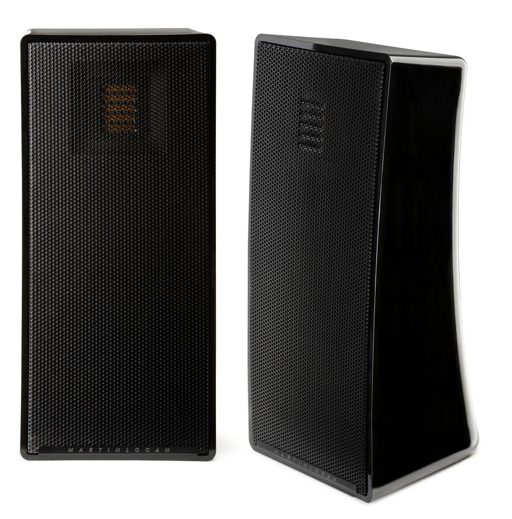 MartinLogan Motion 4i HGB Bookshelf Speaker High Gloss Black