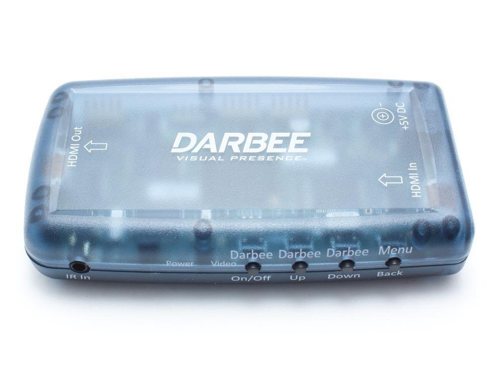 Darbee Darblet 4k Upscaling Audio Video Extractor