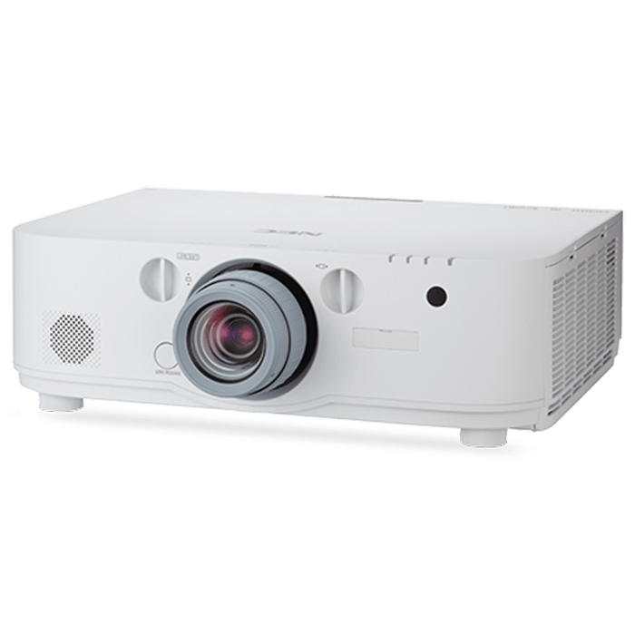 Np Pa722x Nec Advanced Professional Installation Projector