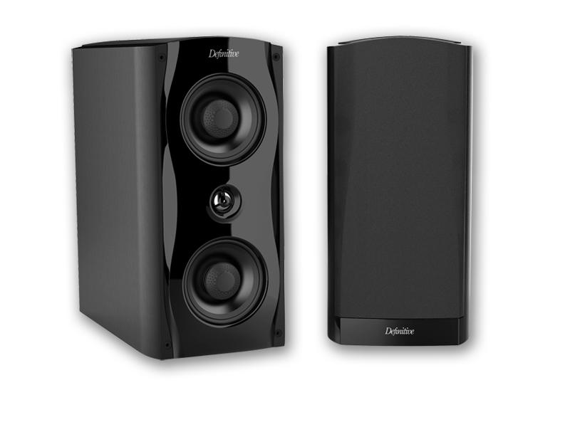 Acoustic Research Studio Monitor : Definitive technology sm bookshelf speaker black