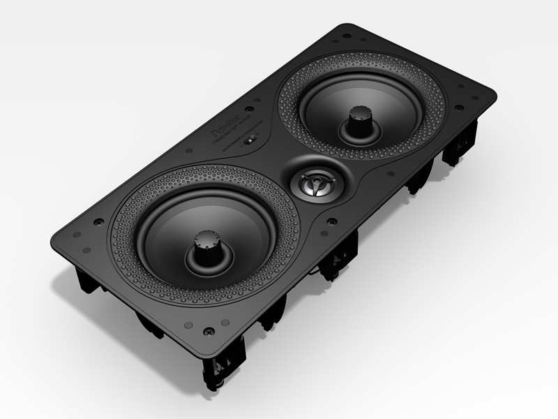 Definitive Technology Di 5 5 Lcr In Wall Speaker