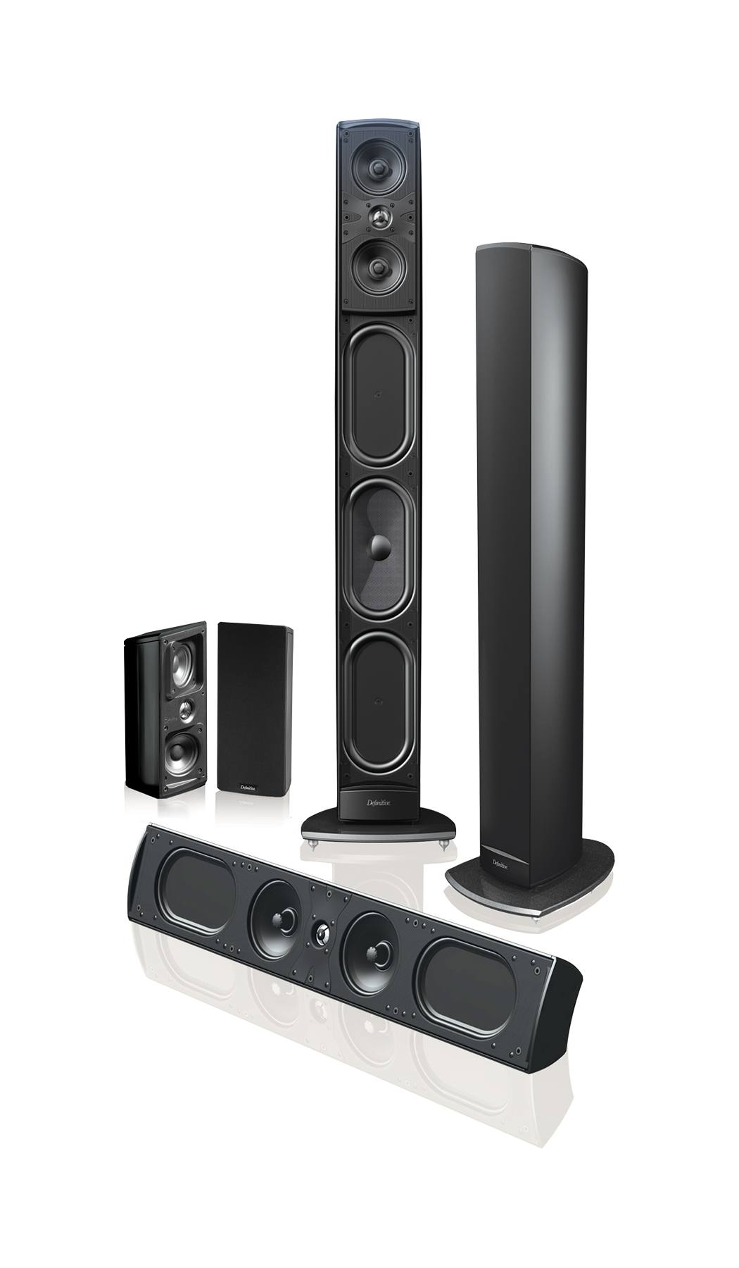 Definitive Technology Mythos Sts Supertower Speaker