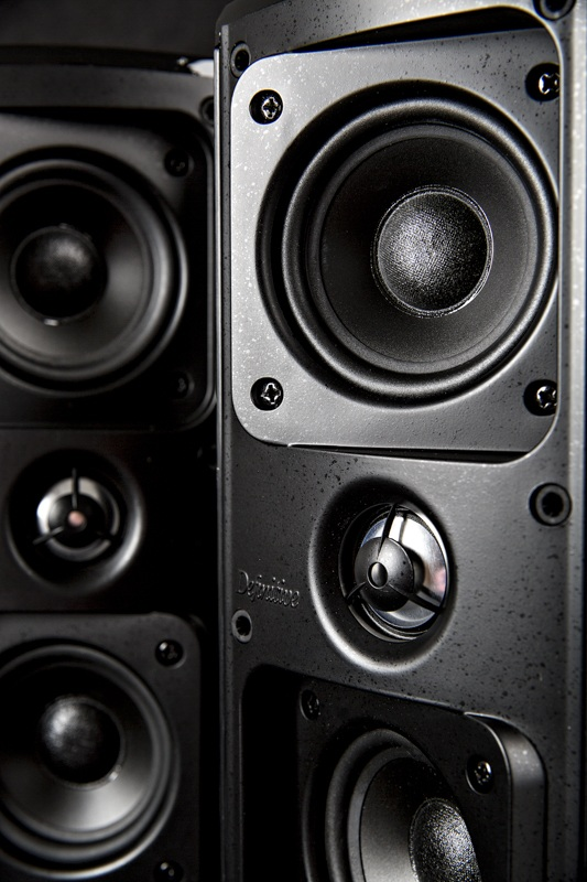 Definitive Technology Mythos Gem Satellite Speakers