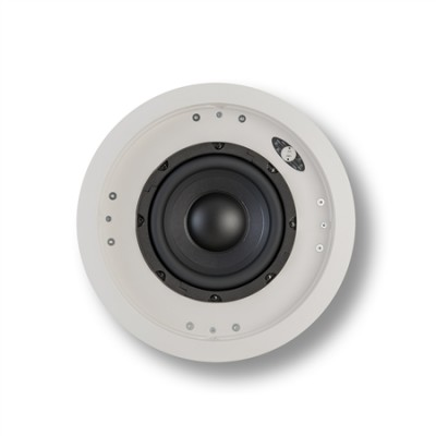 """Sinclair Audio 8/"""" 2 Way High Performance In Ceiling Speaker Round Square New C28"""