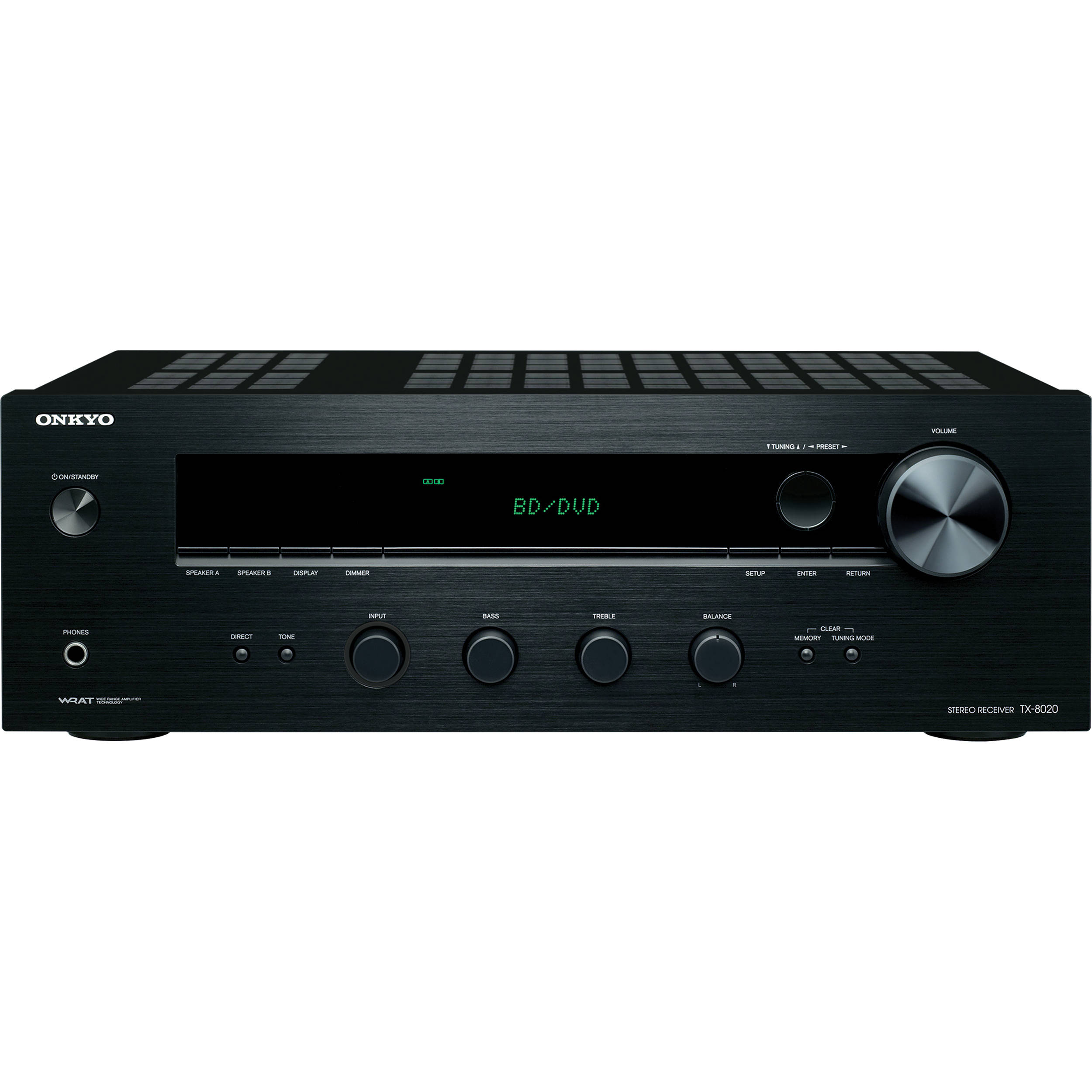 Onkyo Tx 8020 Stereo Receiver