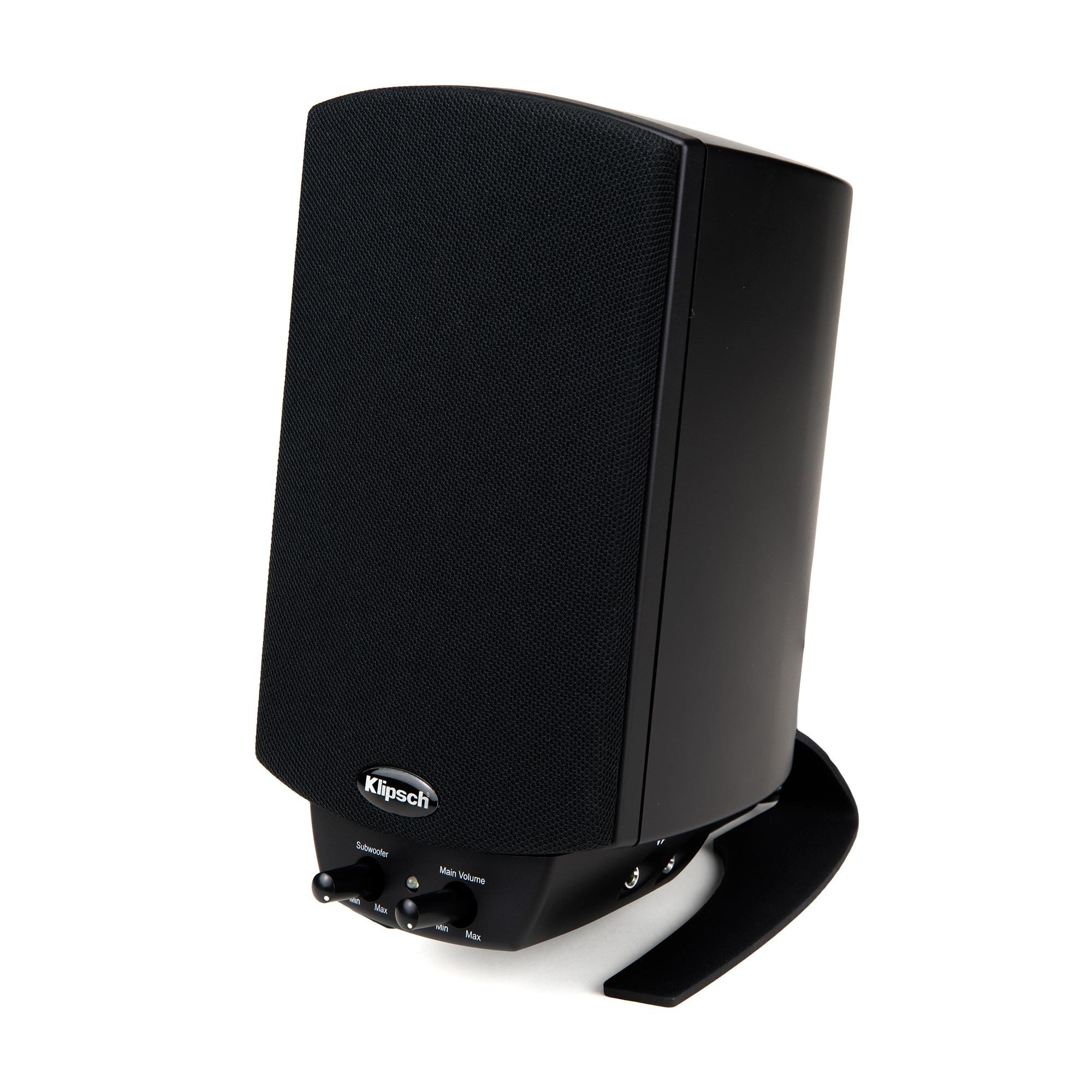 Klipsch Promedia 2 1 Bluetooth Computer Speaker System