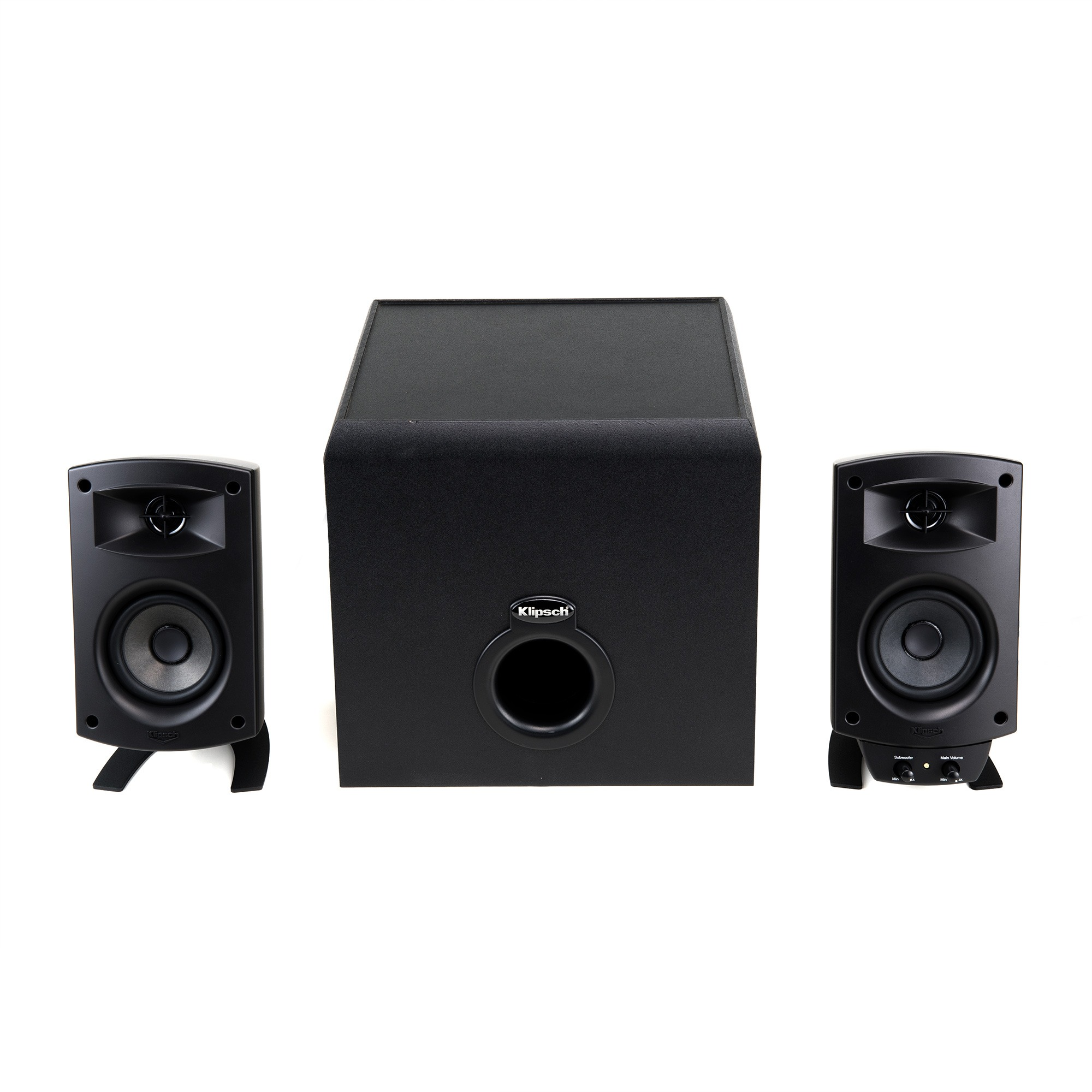 Klipsch ProMedia 2.1 Bluetooth Computer Speaker System