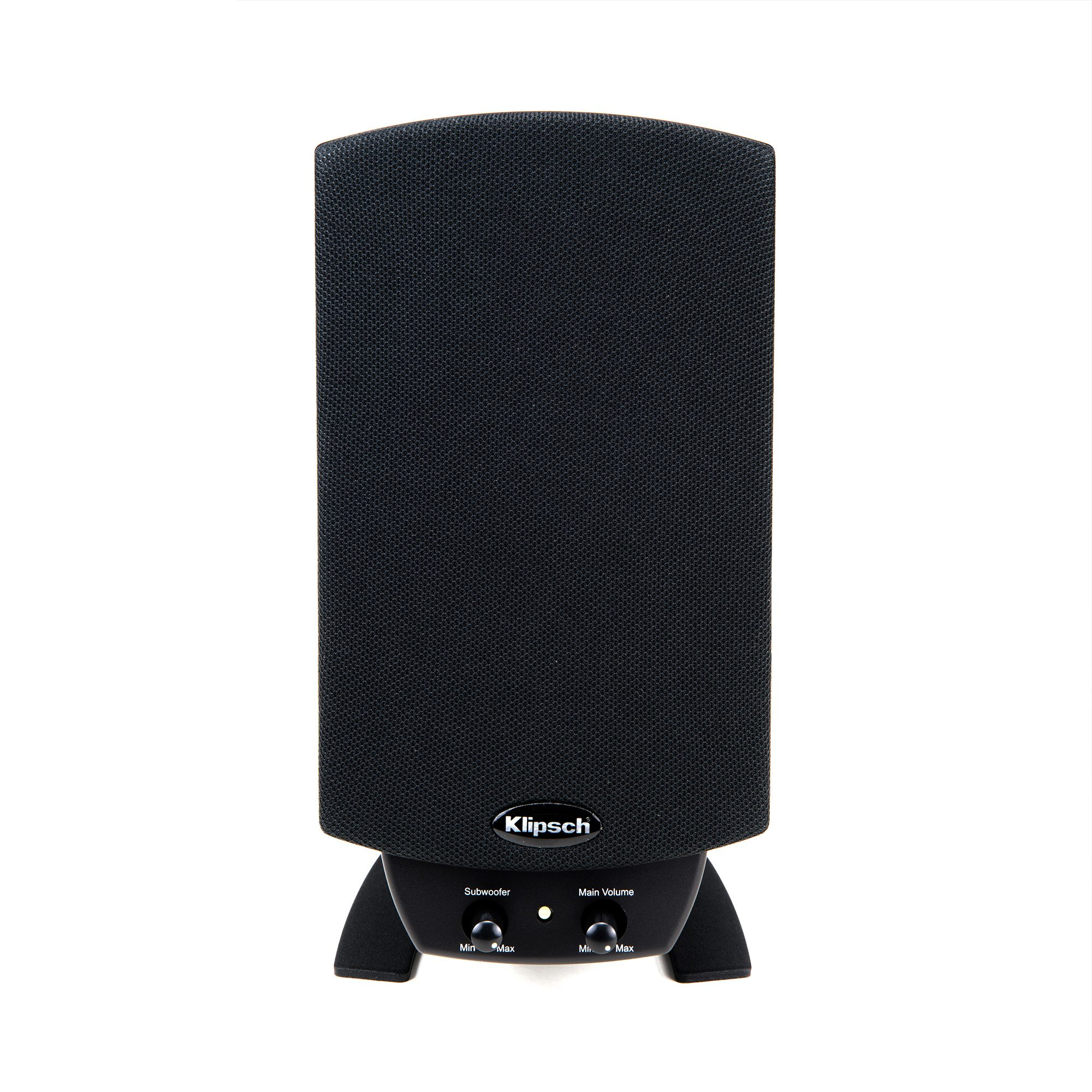 Klipsch ProMedia 2.1 - home listening test [English]