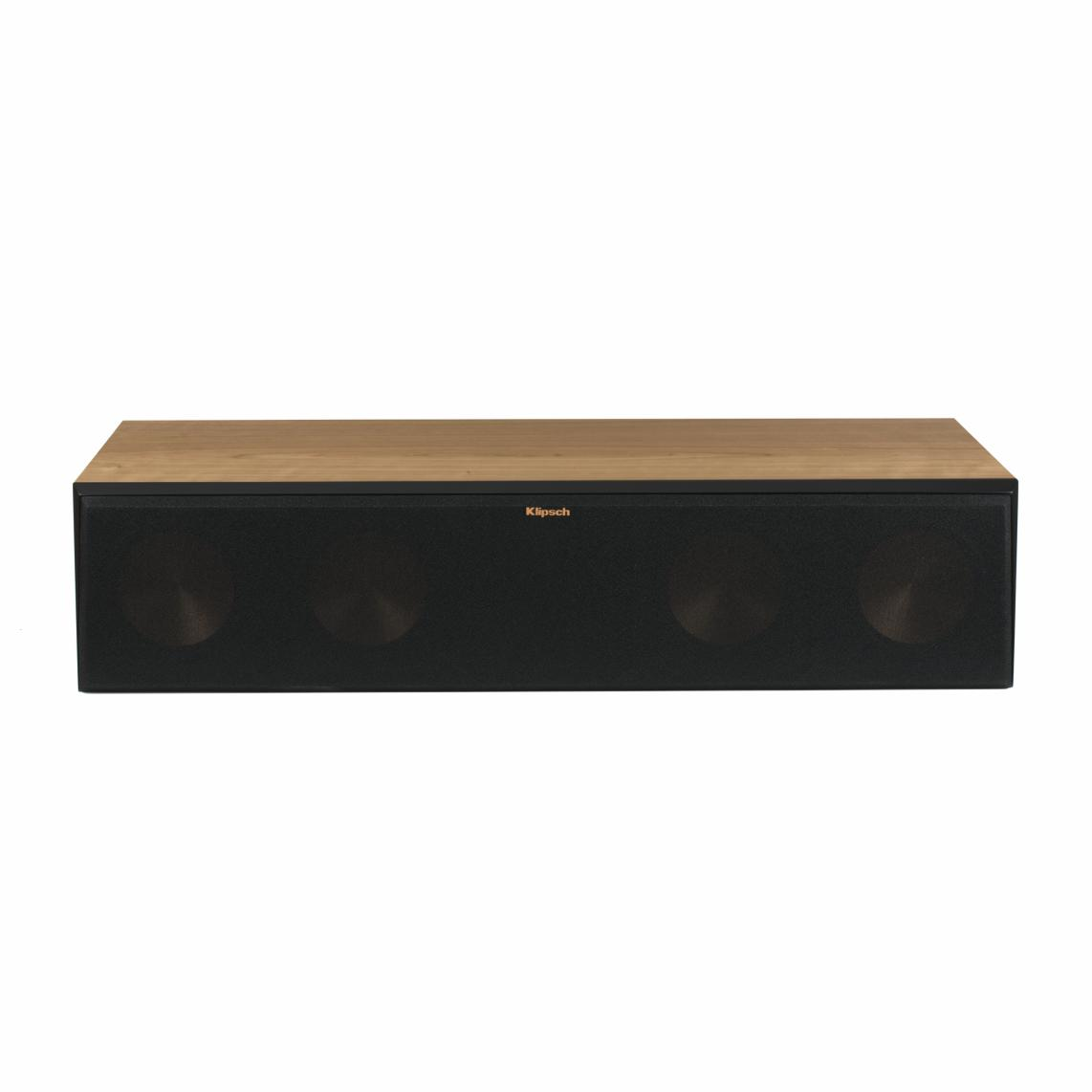 klipsch rc 64 iii cherry center channel speaker. Black Bedroom Furniture Sets. Home Design Ideas
