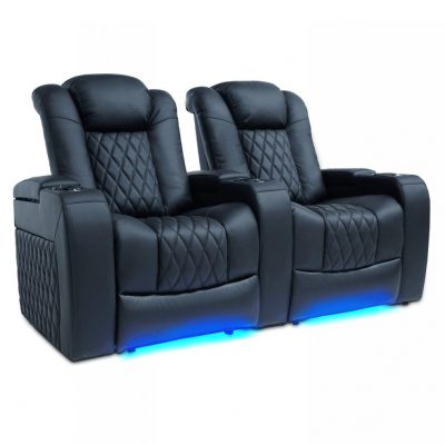 Valencia Tuscany Motorized Seating Top Grain Na 11000 Leather Each