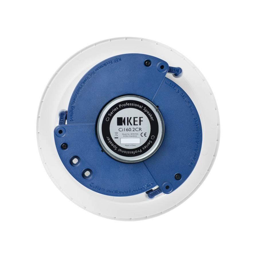 Ci160 2cr Kef Uni Q Driver Ultra Thin In Ceiling Speaker