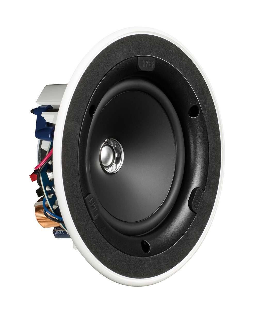 Ci130er Kef Uni Q Driver Ultra Thin In Ceiling Speaker