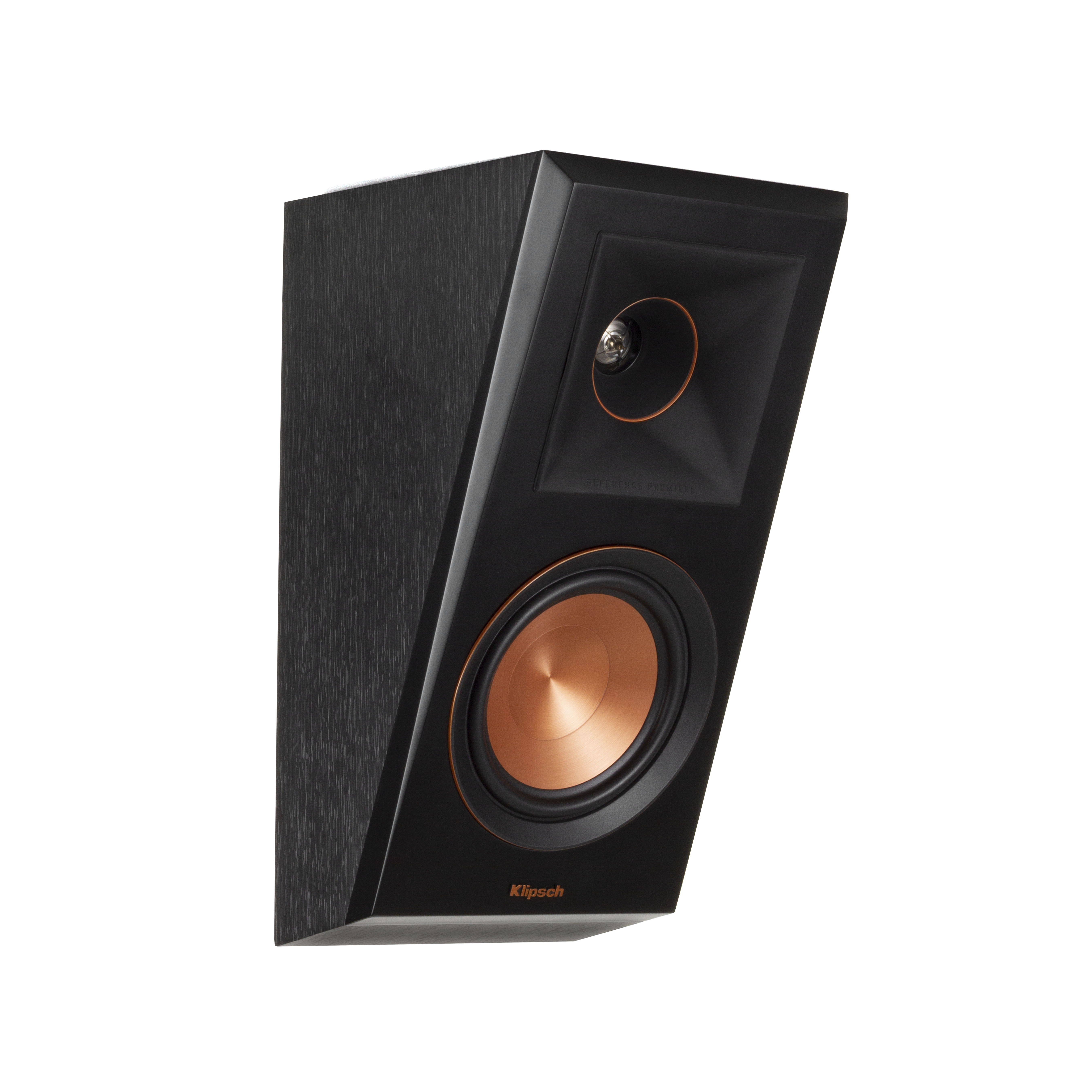 Klipsch RP500SAB Dolby Atmos Surround Speaker - Black(pair)