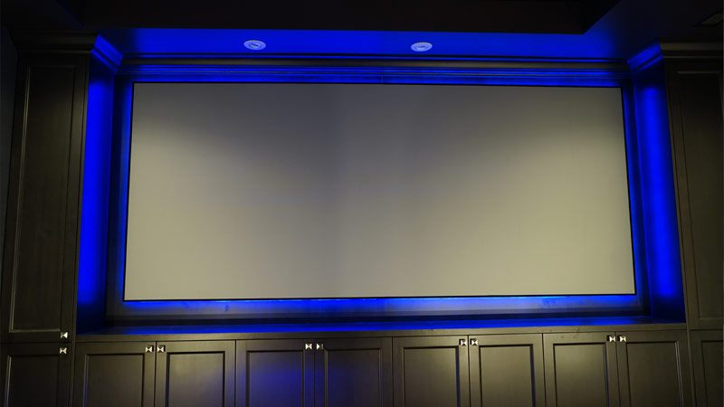 Eastporters Home Theater Showroom Compare Projectors