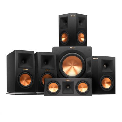 RP-160 HOME THEATER SYSTEM
