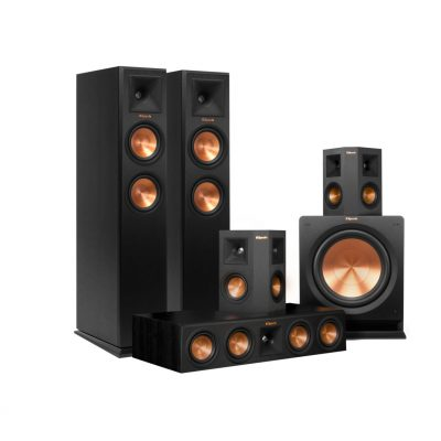 RP-250 HOME THEATER SYSTEM