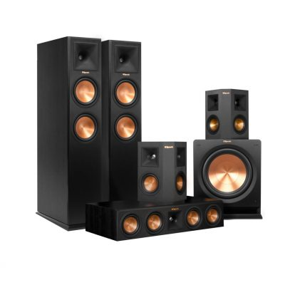 RP-260 HOME THEATER SYSTEM