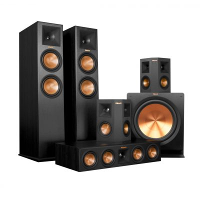 RP-280 HOME THEATER SYSTEM