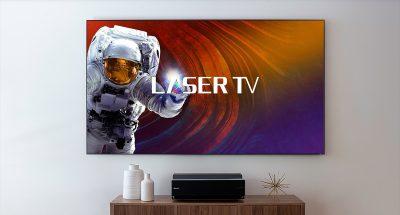2018_Laser TV - lifestyle 1