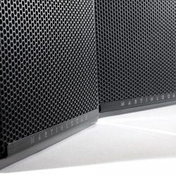 """MartinLogan - Motion 2i 3-1/2"""" Bookshelf Speaker (Each) - Gloss Black"""